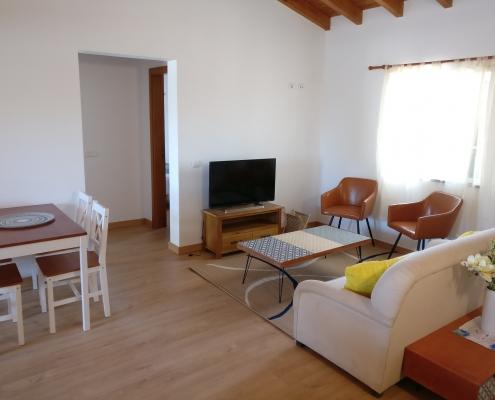 Bild des Wohnzimmers