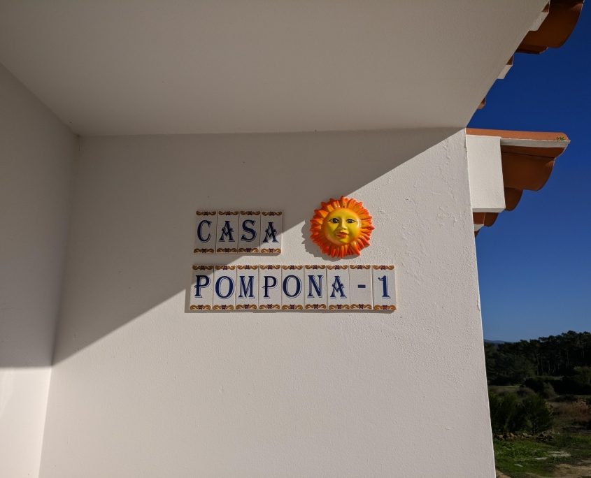 Casa Pompona - classic style holiday house in rogil 13