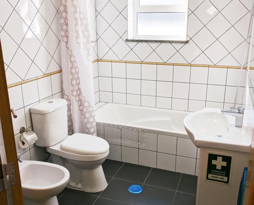 Casa Pompona - Klassisches Ferienhaus in Rogil 10