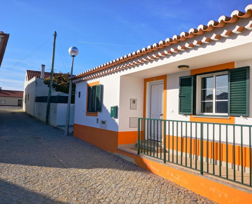 Casa Pompona - Casa de férias clássica em Rogil 14