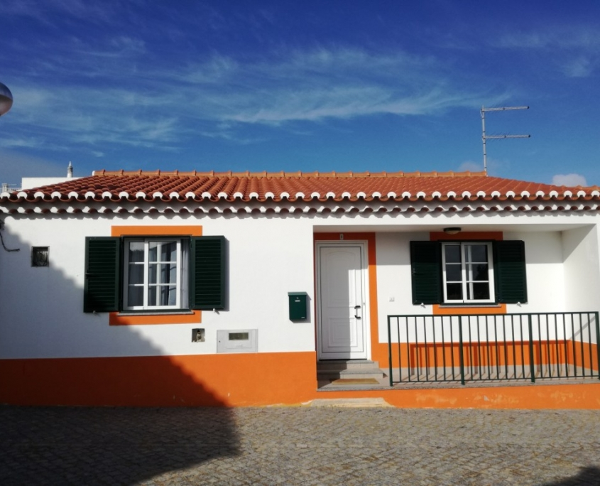 Casa Pompona - Casa de férias clássica em Rogil 15